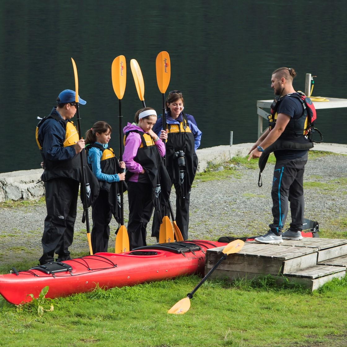 Discover Kayaking in Geiranger, Norway - Fjord Tours