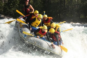 White Water Rafting in Voss - Explore Voss with Fjord Tours - Voss, Norway