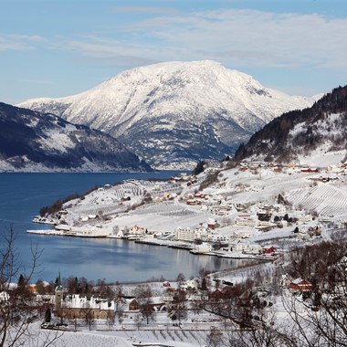 Experience Lofthus on the Hardangerfjord in a nutshell winter tour by Fjord Tours - Lofthus - Hardanger, Norway