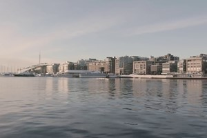Fjord cruise in Oslo