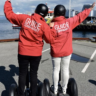 Segway tour in Stavanger - Norway