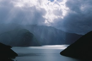 The beautiful Sognefjord - Sogn, Norway
