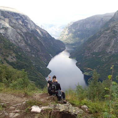 Hike to Breiskrednosi - Voss, Norway
