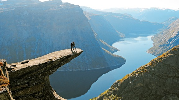 Hike the Icons - Hiking trip to Trolltunga