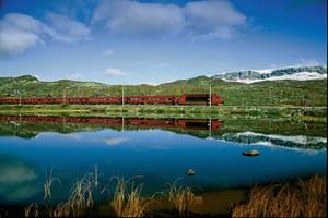 Experience the Bergen Railway on the Norway in a nutshell® tour by Fjord Tours