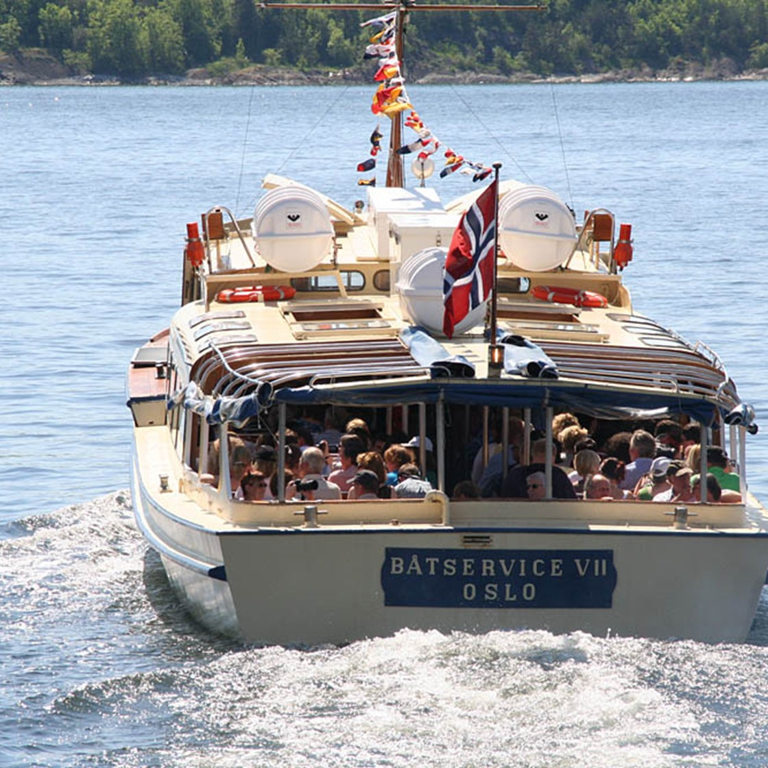 Fjord cruise in Oslo Norway - Fjord Tours