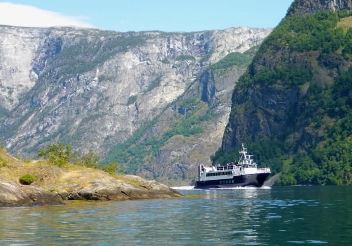 Tour por fiordos y glaciares desde Balestrand