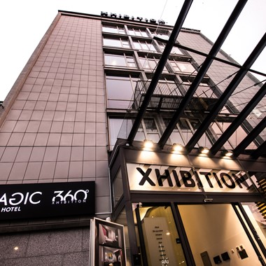 Magic Hotel Xhibition