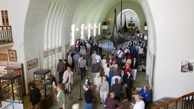موزه کشتی وایکینگ ها در نروژ