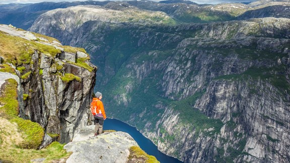 Kjerag Summer Hike