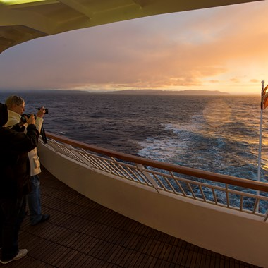 Hurtigruten & Norway in a nutshell®  - travel on the Hurtigruten from Trondheim to Bergen, Norway