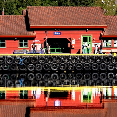 Visit Flåm on the Norway in a nutshell® tour