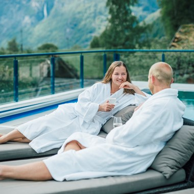 Spa Hotel Union in Geiranger