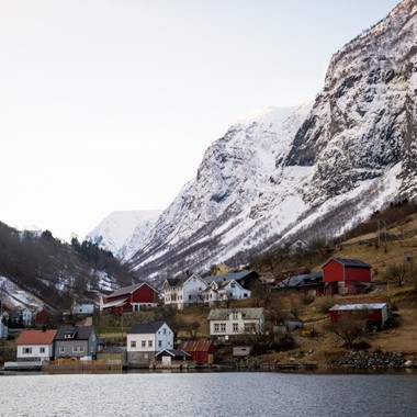 xperience Undredal on the Sognefjord in a nutshell winter tour by Fjord Tours - Undredal, Norway