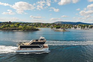 Family Cruise on the Oslo Fjord