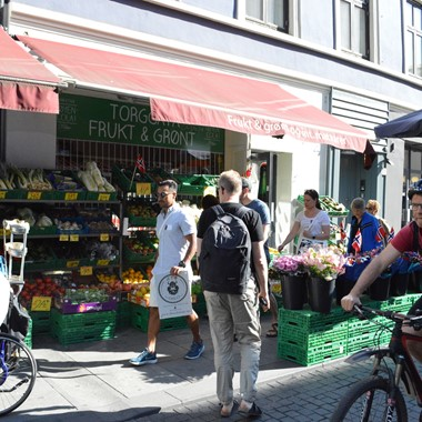 Taste of Oslo Food Tour
