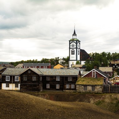 Experience Røros on the Hurtigruten & Norway in a nutshell® tour - Røros, Norway