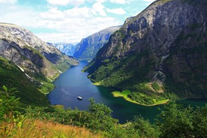 The Naeroyfjord  - Norway