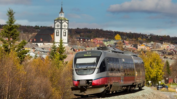 The Røros Railway