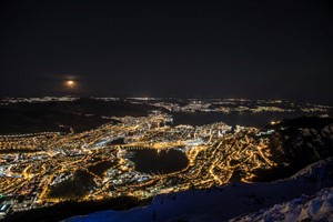 Experience Bergen on the Sognefjord in a nutshell winter tour by Fjord Tours - Bergen, Norway