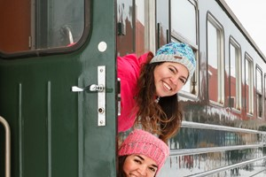 Experience the famous Flam Railway on the Norway in a nutshell® winter tour by Fjord Tours - Flåm, Norway