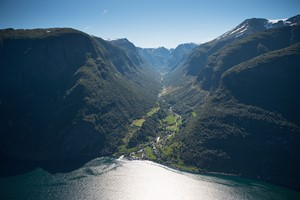 Sognefjord & Nærøyfjord in a nutshell with UNESCO fjord bus tour