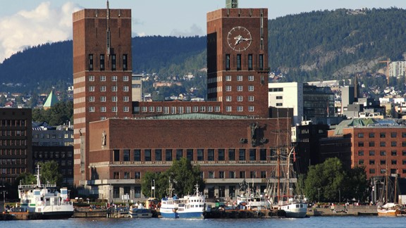 Tourist information in Oslo