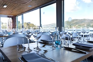 Eat the fjords - Mittagessen im Cornelius Seafood Restaurant
