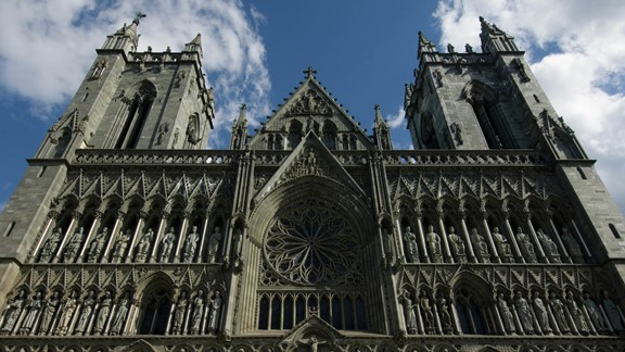 Norwegian cultural heritage - the Nidaros Cathedral