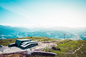 Take Voss Gondola to the top of the Hanguren Mountain on the Explore Voss tour by Fjord Tours - Voss, Norway