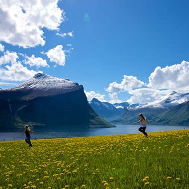 The Romsdalsfjord Norway - A Perfect Holiday Destination