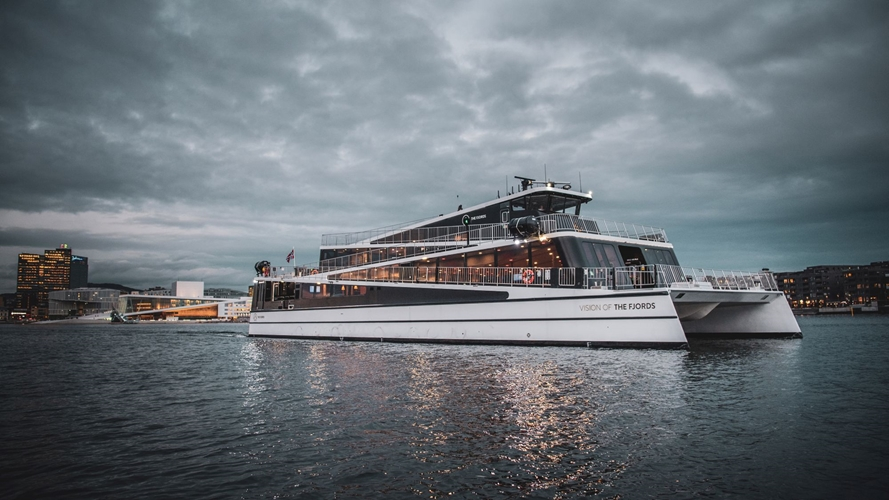 Fjord Cruise on the Oslofjord