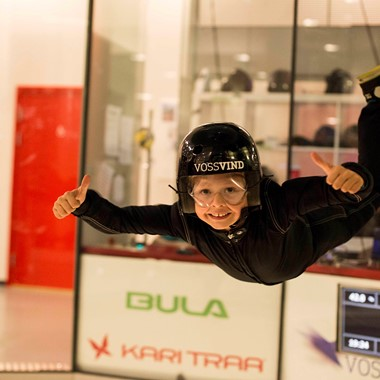 Indoor Skydiving in Voss, Norway - Norway in a nutshell® Family